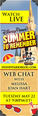 Disney Parks Web Chat