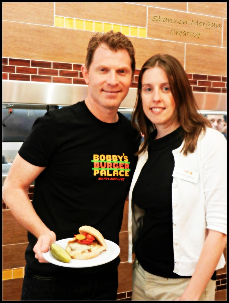 Bobby Flay Bobby's Burger Palace Maryland Live Casino