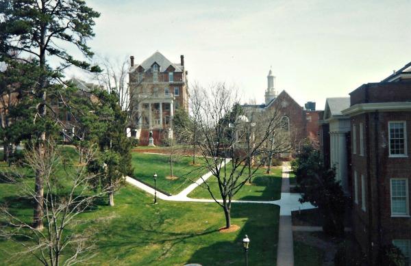 Randolph Macon Woman's College