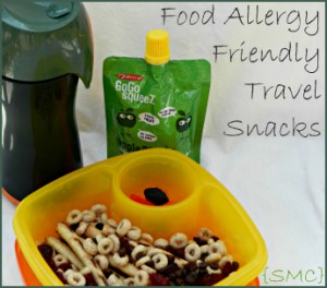 Food Allergy Travel Snacks