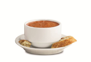 la Madeleine tomato soupe