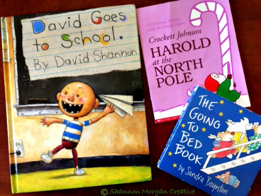 3 Kids Books to Read