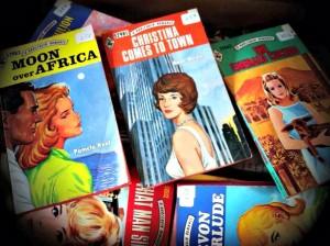 Harlequin Romances at the Gaithersburg Book Festival