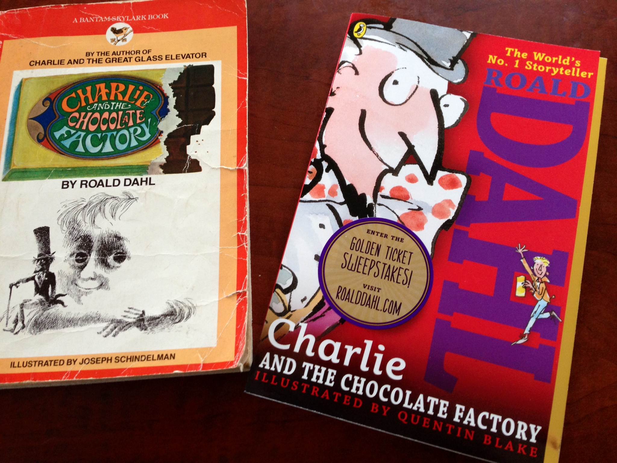Which Is Better, the Movie or the Book? Charlie And The Chocolate ...