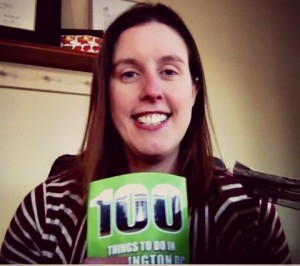 Author Shannon Morgan 100 Things DC
