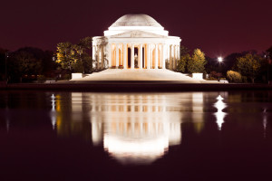 Jefferson Memorial, Photo by Nicholas Raymond